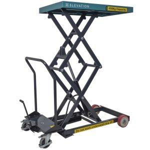 Hydraulic Scissor Table Lift 450kg - Image