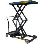 Hydraulic Scissor Table Lift 450kg Front