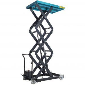 Scissor Hydraulic Lift 500kg - Image