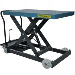 Scissor Lift Table 800kg Front