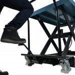 Scissor Lift Table 800kg Pedal
