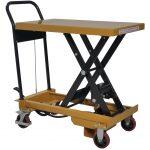 300kg Scissor Lift Table Front